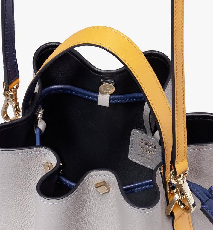 MCM Milano Mini Drawstring Bag Alternate View 4