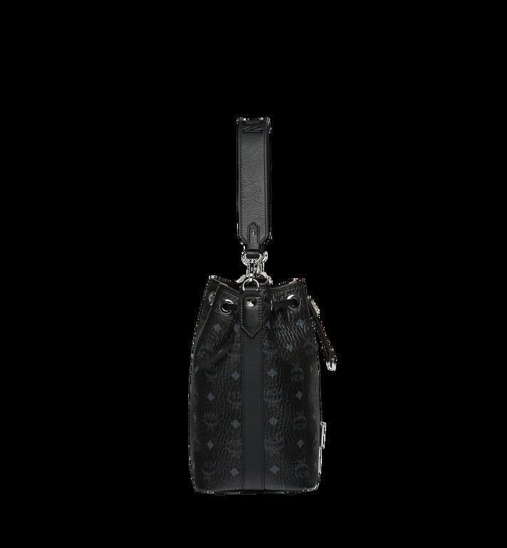 MCM Essential Visetos 束口袋 Black MWD9SSE71BK001 Alternate View 3