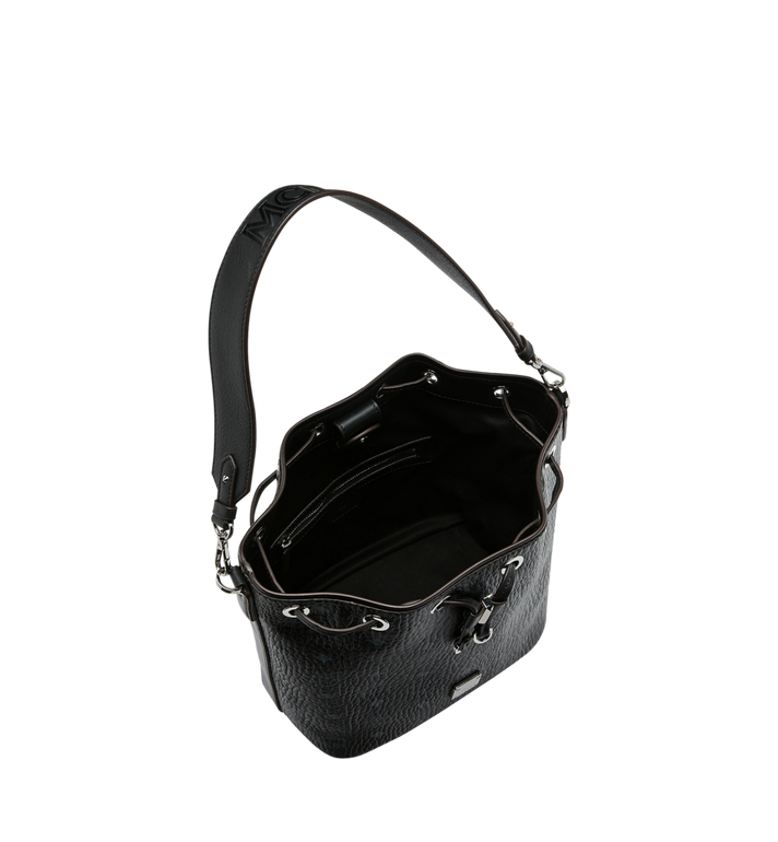 MCM Essential Visetos 束口袋 Black MWD9SSE71BK001 Alternate View 5