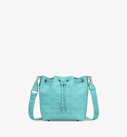 กระเป๋าหูรูด Essential ทำจากหนังลายโมโนแกรม