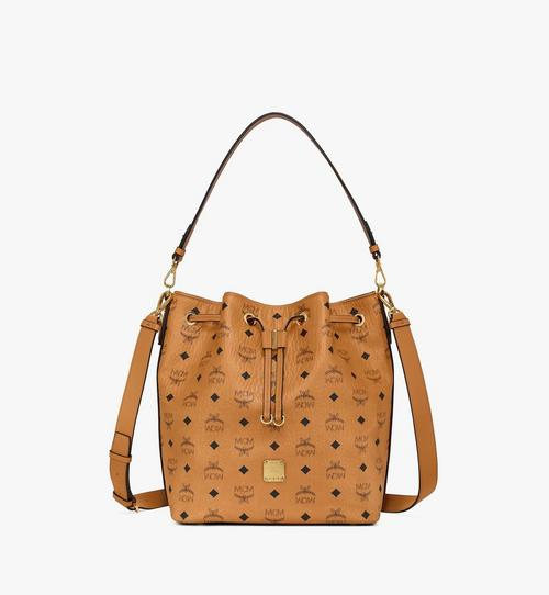 Essential Drawstring Bag in Visetos Original