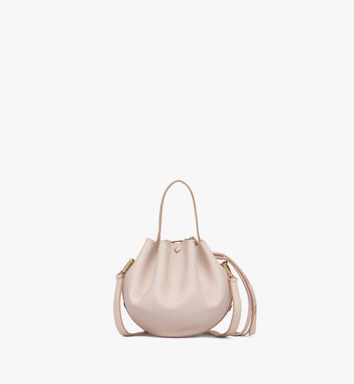 กระเป๋าหูรูด Candy ทำจากหนัง Nappa