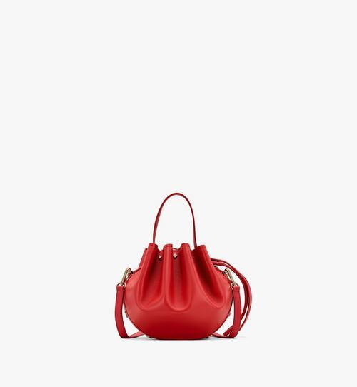 กระเป๋าหูรูด Candy ทำจากหนังแบบนุ่ม
