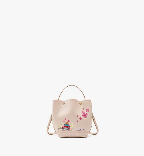 กระเป๋าทรงขนมจีบ Milano MCM x HYUN-WOONG PARK