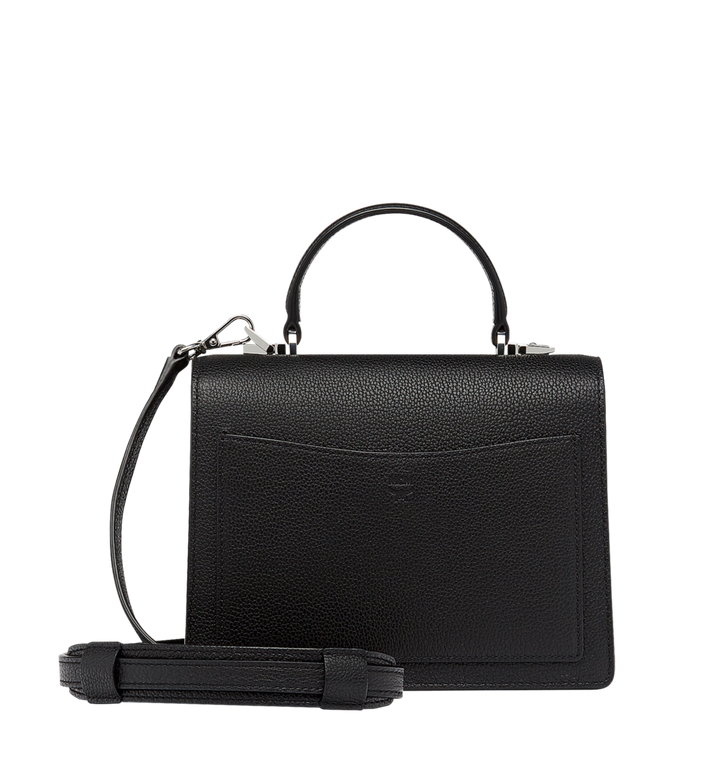 MCM Patricia Satchel aus Park Avenue Leder Alternate View 4