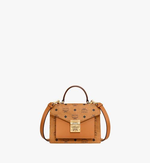 กระเป๋าทรง Satchel Patricia ลาย Visetos
