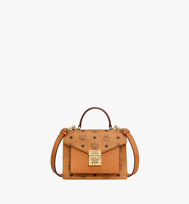 PATRICIA SATCHEL IN VISETOS