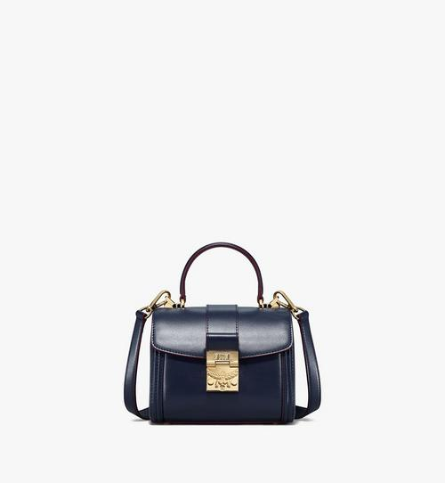 Tracy Satchel in Embossed Spanish Leather