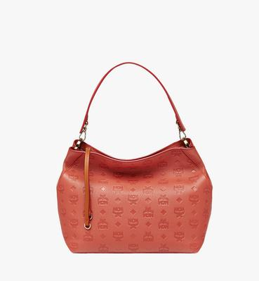 Klara Hobo in Monogram Leather