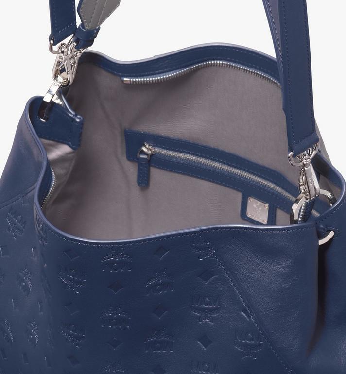 MCM Klara Hobo in Monogram Leather  MWH9AKM75VA001 Alternate View 4