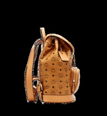 MCM Heritage Single Pocket Rucksack in Visetos Alternate View 4