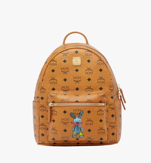 Stark Classic Rabbit Backpack in Visetos