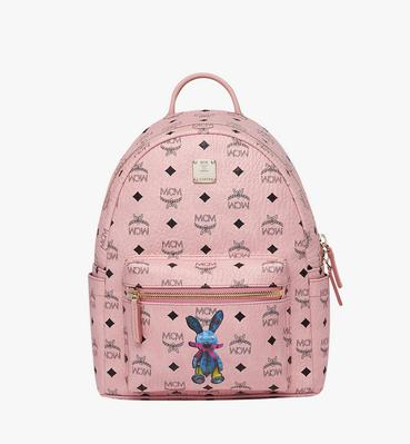 Stark Classic Rabbit Backpack in Visetos