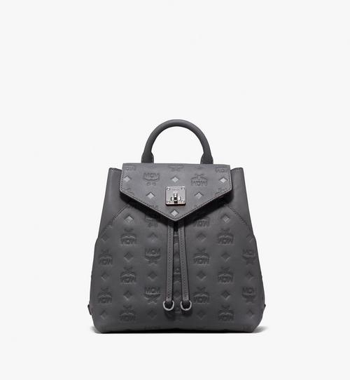 Essential Backpack in Monogram Leather