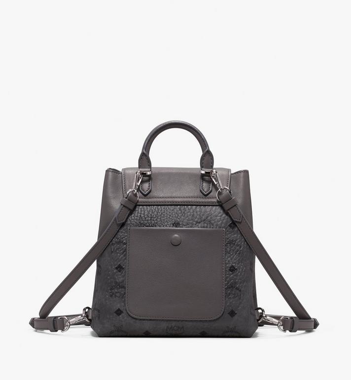 MCM Essential Backpack in Visetos  MWK9ASE05EP001 Alternate View 3