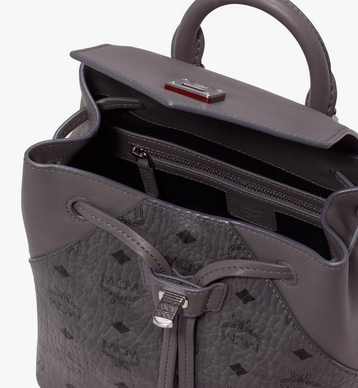 MCM Essential Backpack in Visetos  MWK9ASE05EP001 Alternate View 4