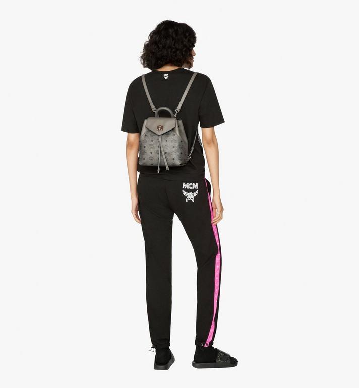MCM Essential Backpack in Visetos  MWK9ASE05EP001 Alternate View 5