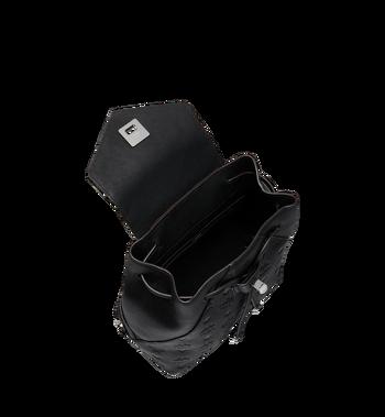 MCM Essential Rucksack aus Leder mit Monogramm Alternate View 6
