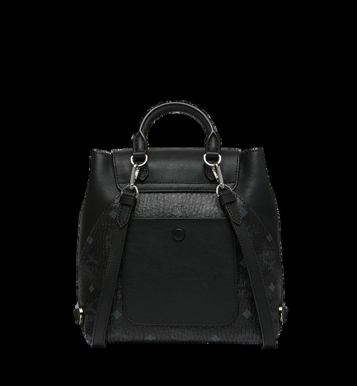 MCM Essential Backpack in Visetos Original Alternate View 4