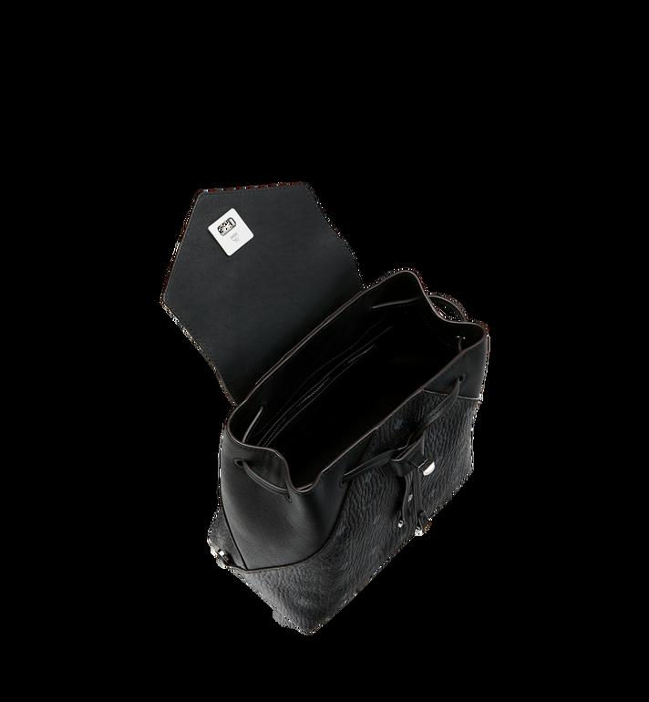 MCM Essential Backpack in Visetos Original Alternate View 6