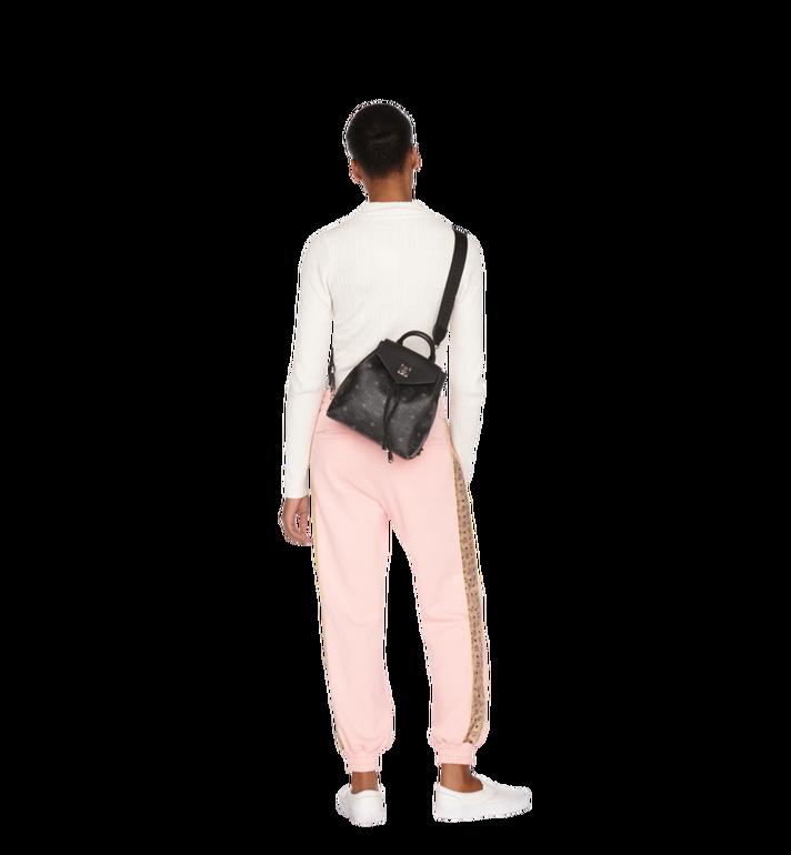 MCM Essential Backpack in Visetos Original Alternate View 8