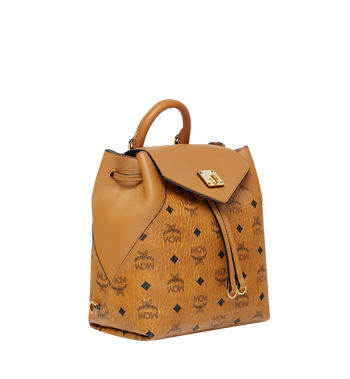 MCM Essential Rucksack aus Visetos Original Alternate View 2