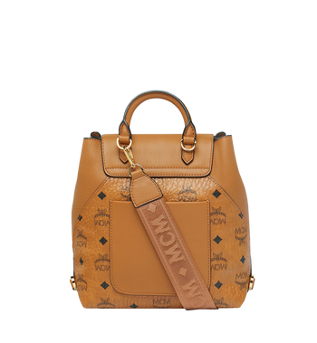 MCM Essential Rucksack aus Visetos Original Alternate View 5