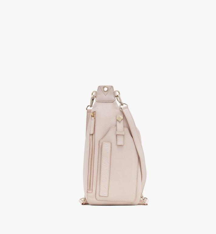 MCM Milano Backpack in Goatskin Leather Alternate View