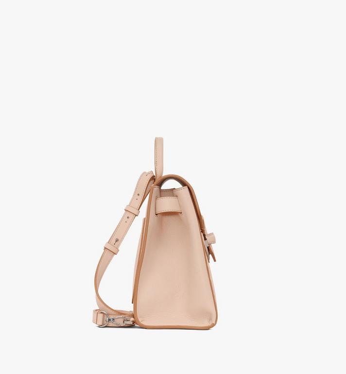 MCM Essential Backpack in Monogram Leather  MWKASSE01II001 Alternate View 2