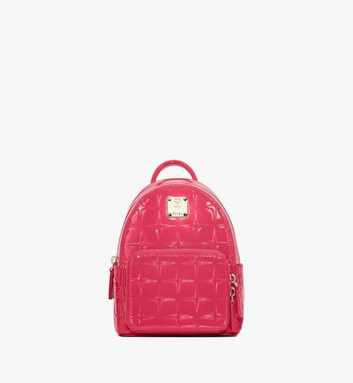 กระเป๋าเป้สะพายหลัง Stark Bebe Boo ทำจากหนัง Diamond Patent