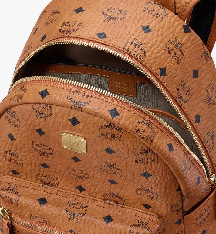 MCM Year Of The Mouse Stark Backpack in Visetos Cognac MWKASVE07CO001 Alternate View 4