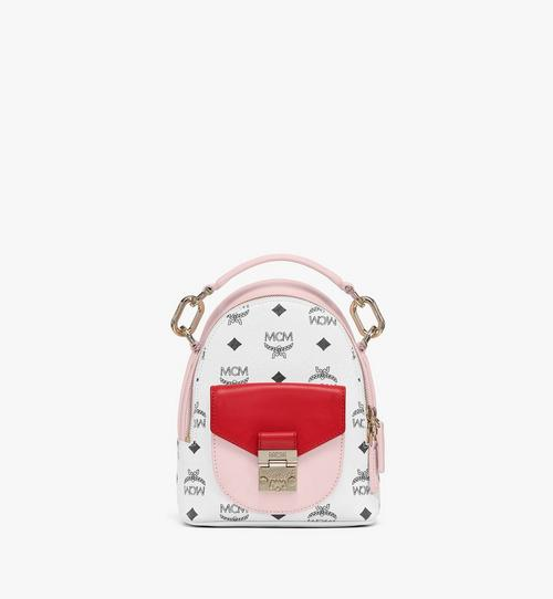 Patricia Backpack in Visetos Leather Block