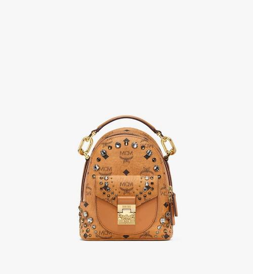 Backpack in Crystal Visetos