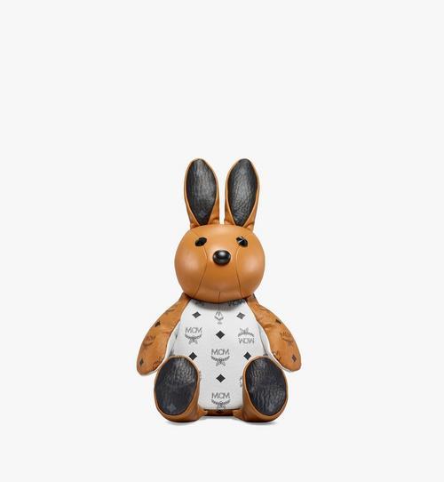 กระเป๋าเป้สะพายหลัง MCM Zoo Rabbit ลาย Visetos Leather Mix