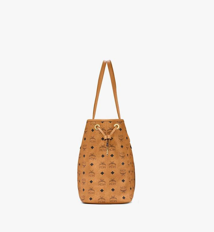 MCM Visetos 系列的可翻轉 Liz Shopper Cognac MWP7AVI22CO001 Alternate View 2