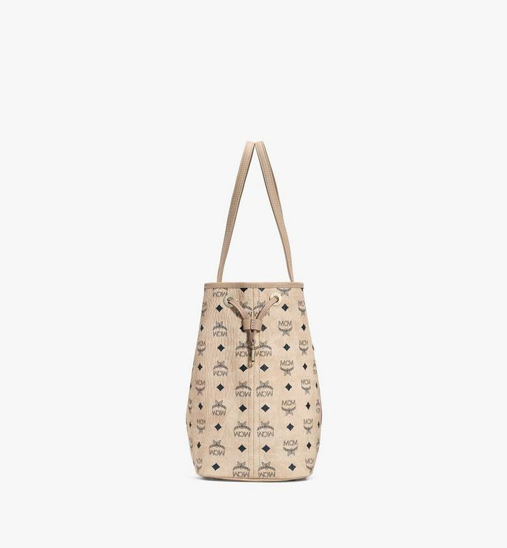 MCM Reversible Liz Shopper in Visetos Alternate View 2