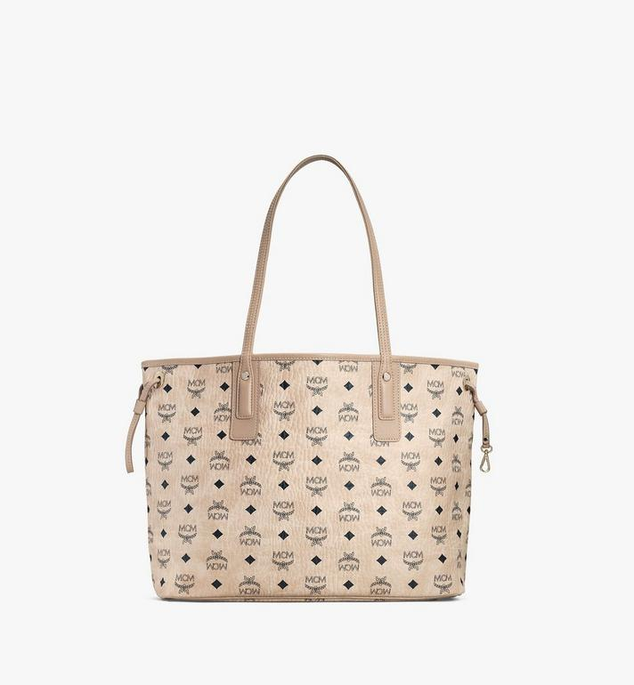 MCM Reversible Liz Shopper in Visetos Alternate View 4