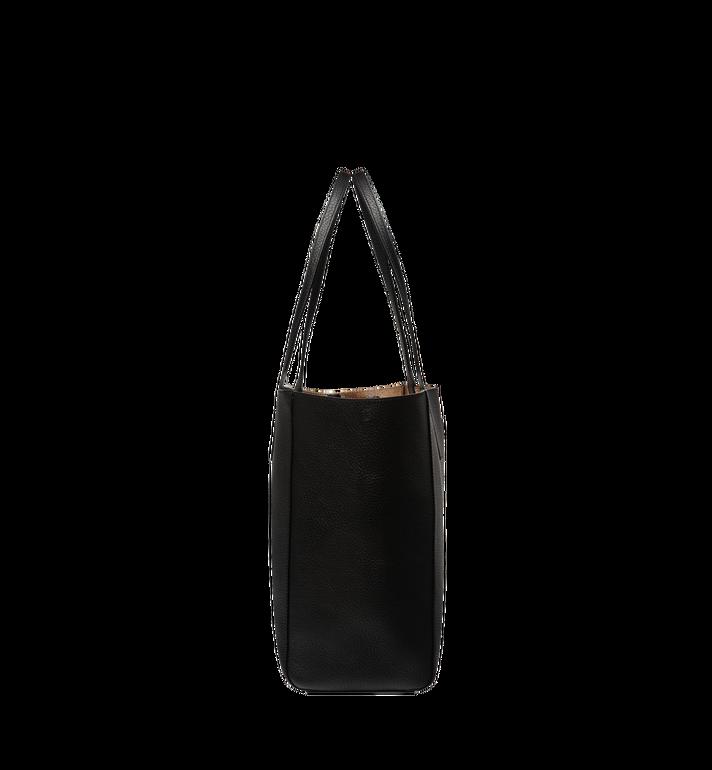 MCM Reversible Koppelene Shopper in Metallic Leather Alternate View 3