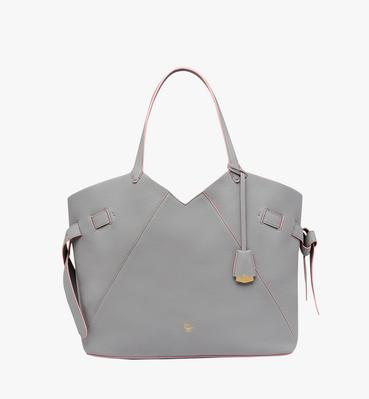 Dessau Shopper in Grained Leather