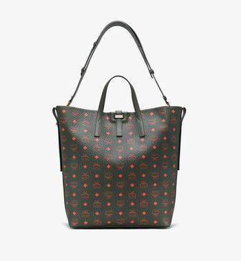 MCM Gunta Shopper in Winter Visetos Alternate View