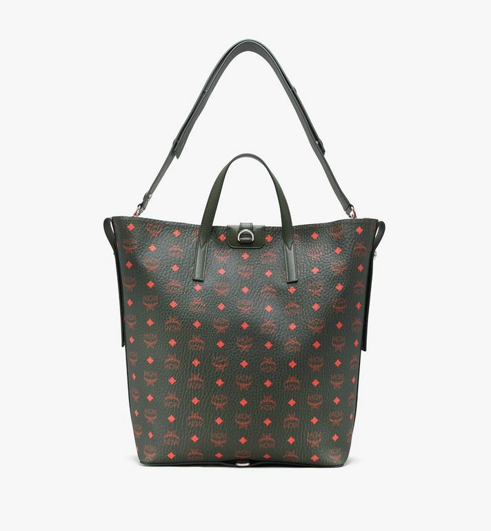 MCM Gunta Shopper in Winter Visetos Alternate View 4