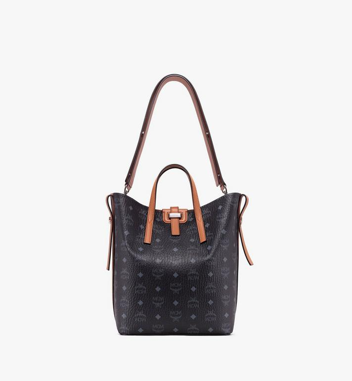 MCM Gunta Shopper in Visetos Alternate View