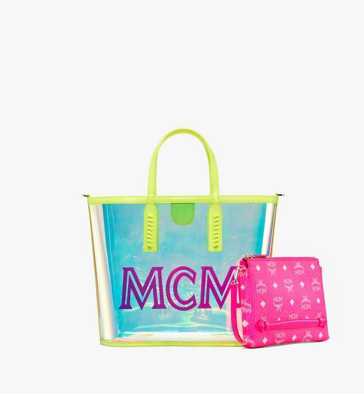 MCM Flo Shopper in Hologram Alternate View