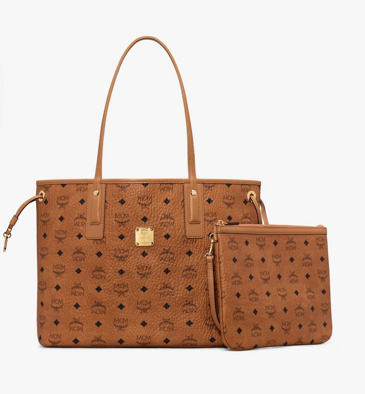 MCM Liz Shopper in Visetos Alternate View