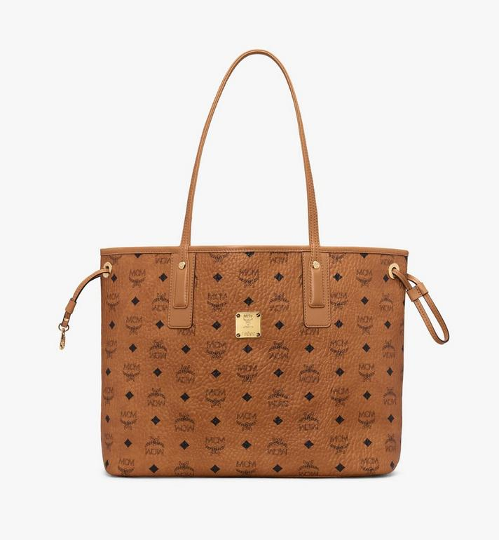 MCM Liz Shopper in Visetos Alternate View 2