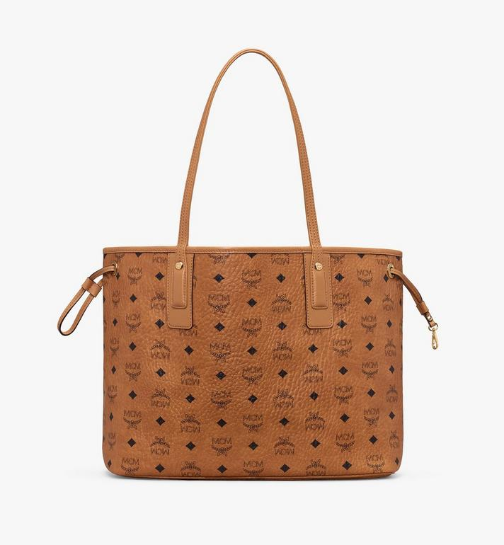MCM Liz Shopper in Visetos Alternate View 4