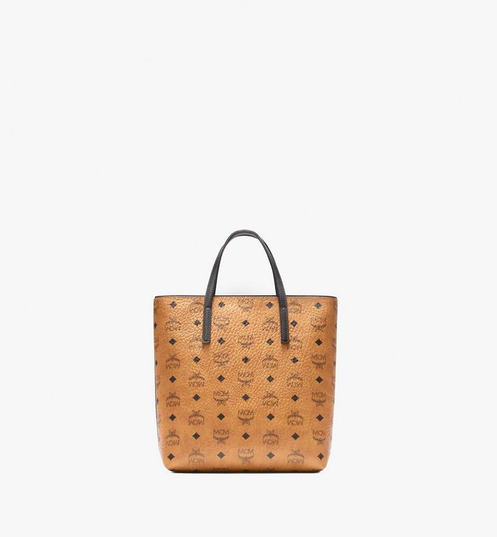 MCM Anya Shopper in Visetos  MWP9AVI77CO001 Alternate View 3