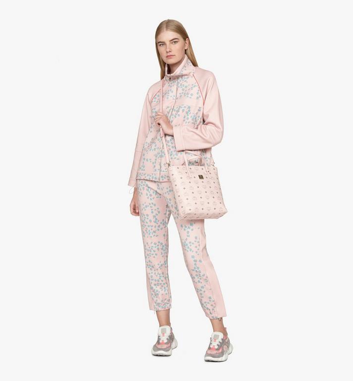MCM Anya Shopper in Visetos Pink MWP9AVI77QH001 Alternate View 5