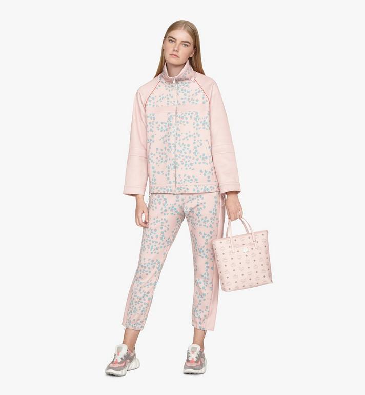 MCM Anya Shopper in Visetos Pink MWP9AVI77QH001 Alternate View 6