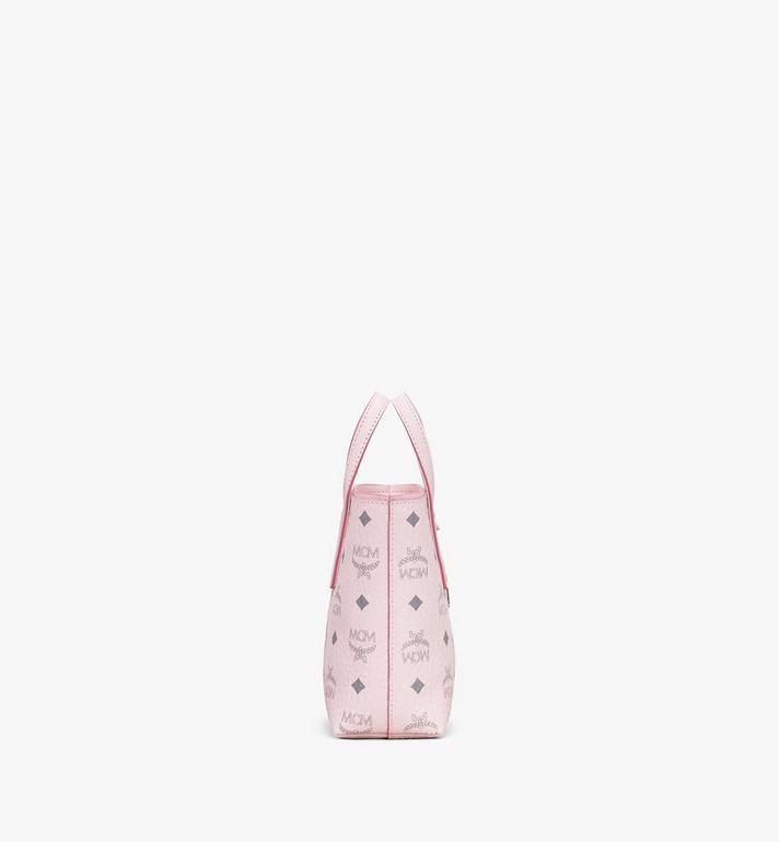 MCM Anya Shopper in Visetos Pink MWP9AVI78QH001 Alternate View 2